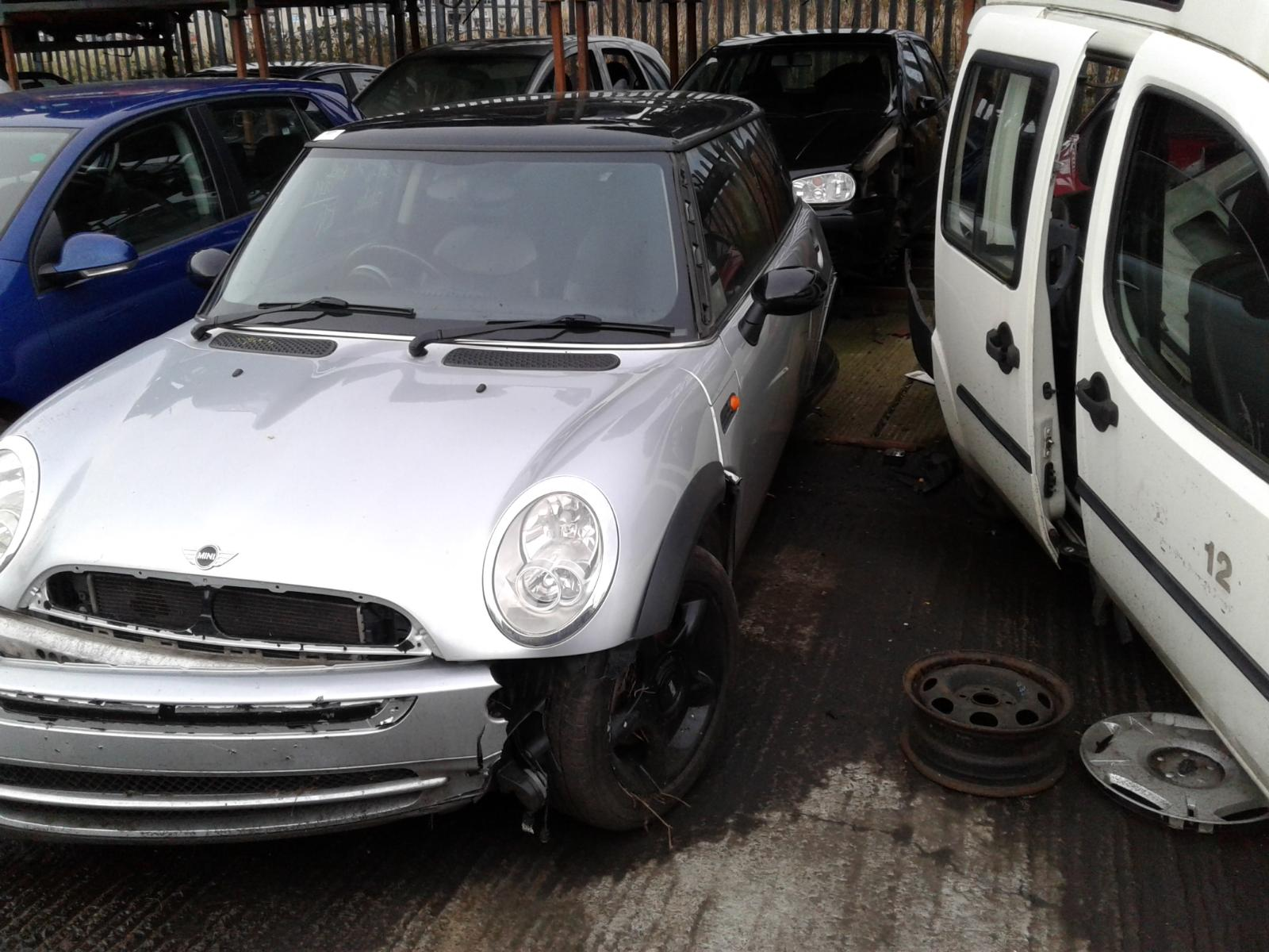2004 mini cooper 1 6 petrol engine code w10b16a 115bhp. Black Bedroom Furniture Sets. Home Design Ideas