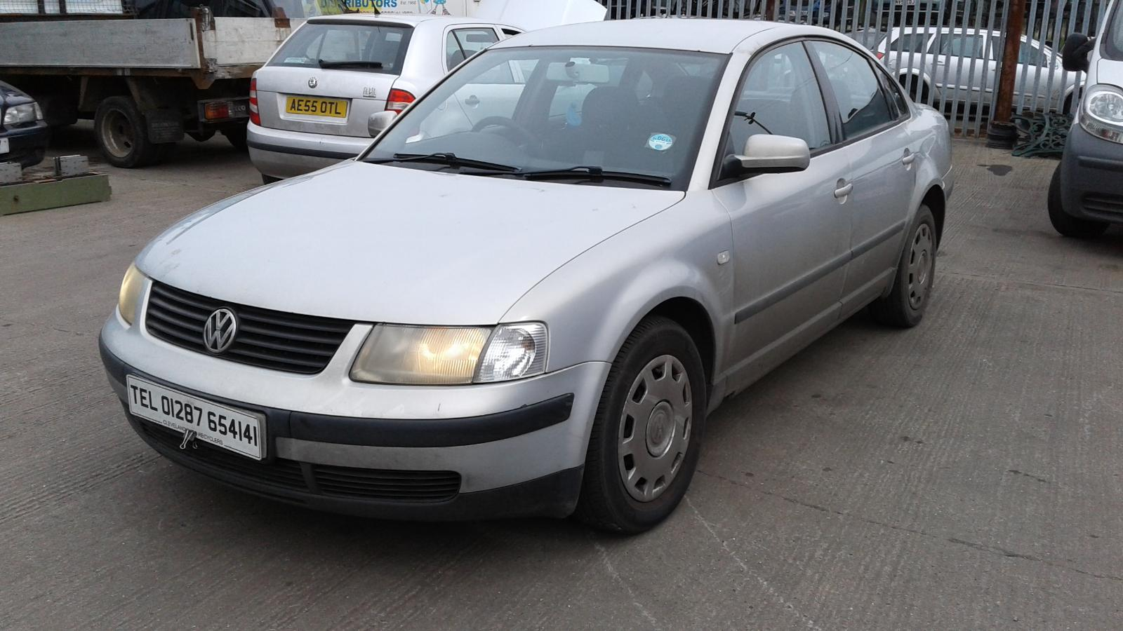 2000 vw passat mk4 b5 1 9 tdi diesel 8v pd115 atj bare engine breaking. Black Bedroom Furniture Sets. Home Design Ideas